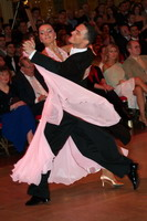 Benedetto Ferruggia & Claudia Köhler at Blackpool Dance Festival 2005