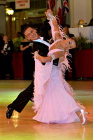 Benedetto Ferruggia &amp; Claudia Khler at Blackpool Dance Festival 2006