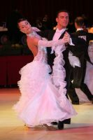 Benedetto Ferruggia &amp; Claudia Khler at Blackpool Dance Festival 2008