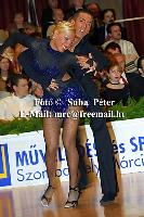 Andrea Ghigiarelli & Sara Andracchio at Savaria 2004