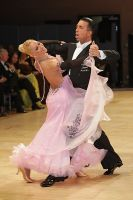 Andrea Ghigiarelli & Sara Andracchio at UK Open 2010
