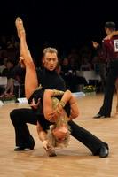 Jesper Birkehoj & Anna Anastasiya Kravchenko at Czech Dance Open 2005