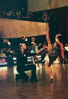 Jesper Birkehoj & Anna Anastasiya Kravchenko at 15th German Open 2001