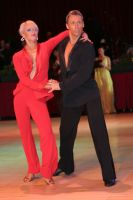 Jesper Birkehoj &amp; Anna Anastasiya Kravchenko at Blackpool Dance Festival 2008