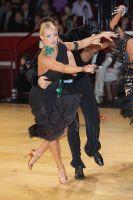 Jesper Birkehoj & Anna Anastasiya Kravchenko at International Championships 2009