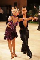 Jesper Birkehoj & Anna Anastasiya Kravchenko at UK Open 2010