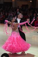Angelo Madonia & Antonella Decarolis at Blackpool Dance Festival 2012