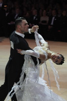 Angelo Madonia & Antonella Decarolis at Blackpool Dance Festival 2012