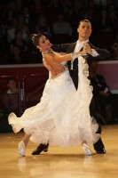 Angelo Madonia & Antonella Decarolis at International Championships 2012