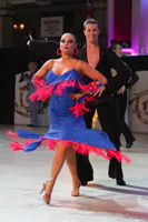 Photo of Stefano Moriondo &amp; Darya Byelikova