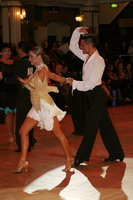 Massimo Regano & Silvia Piccirilli at Blackpool Dance Festival 2005