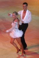 Massimo Regano & Silvia Piccirilli at Blackpool Dance Festival 2008