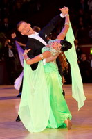 Alexei Galchun &amp; Tatiana Demina at The International Championships