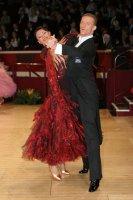 Alexei Galchun & Tatiana Demina at International Championships 2008