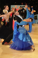 Photo of Igor Mikushov &amp; Ekaterina Romashkina