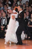 Simone Segatori & Annette Sudol at Blackpool Dance Festival