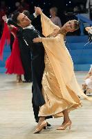 Simone Segatori & Annette Sudol at UK Open 2006