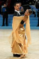 Simone Segatori &amp; Annette Sudol at UK Open 2006