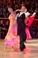 Simone Segatori & Annette Sudol at The International Championships