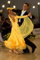 Simone Segatori & Annette Sudol at 6th Tisza-Part Open