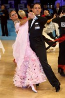 Simone Segatori & Annette Sudol at UK Open 2008