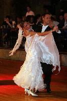 Simone Segatori & Annette Sudol at Universal 2008