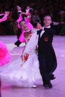 Evgeniy Sveridonov & Angelina Barkova at