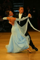 Nikolai Darin & Ekaterina Fedotkina at UK Open 2005