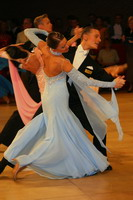 Nikolai Darin &amp; Ekaterina Fedotkina at UK Open 2005