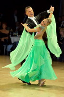 Nikolai Darin & Ekaterina Fedotkina at UK Open 2007