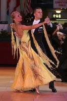 Nikolai Darin & Ekaterina Fedotkina at Blackpool Dance Festival 2008