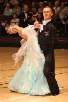 Nikolai Darin & Ekaterina Fedotkina at International Championships 2008