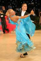 Nikolai Darin & Ekaterina Fedotkina at UK Open 2009
