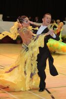Nikolai Darin & Ekaterina Fedotkina at International Championships 2009