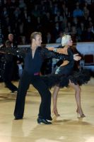 Cedric Meyer & Angelique Meyer at The International Championships