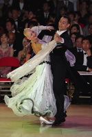 Daniele Gallaro & Kimberly Taylor at Blackpool Dance Festival