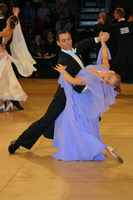 Daniele Gallaro & Kimberly Taylor at UK Open 2005