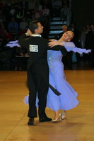 Daniele Gallaro &amp; Kimberly Taylor at UK Open 2005