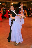 Daniele Gallaro & Kimberly Taylor at Blackpool Dance Festival 2005