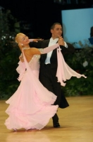 Daniele Gallaro &amp; Kimberly Taylor at UK Open 2006
