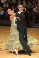 Daniele Gallaro & Kimberly Taylor at International Championships 2008