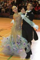 Daniele Gallaro &amp; Kimberly Taylor at International Championships 2009