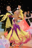 Daniele Gallaro & Kimberly Taylor at UK Open 2010