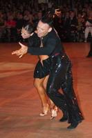 Eugene Katsevman & Maria Manusova at Blackpool Dance Festival 2005