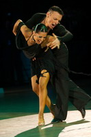 Eugene Katsevman & Maria Manusova at Czech Dance Open 2005