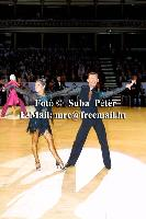 Eugene Katsevman & Maria Manusova at 50th Elsa Wells International Championships 2002