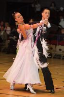 Nicola Pascon & Anna Tondello at International Championships 2009
