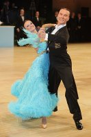 Marek Kosaty & Paulina Glazik at UK Open 2011