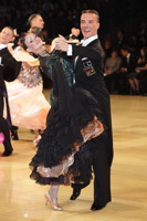 Marek Kosaty & Paulina Glazik at UK Open 2012