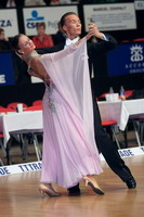 Marek Kosaty & Paulina Glazik at Czech Dance Open 2005